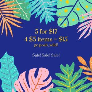 MAJOR CLEAROUT SALE!